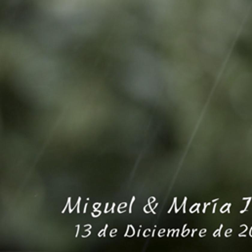 Miguel & María José