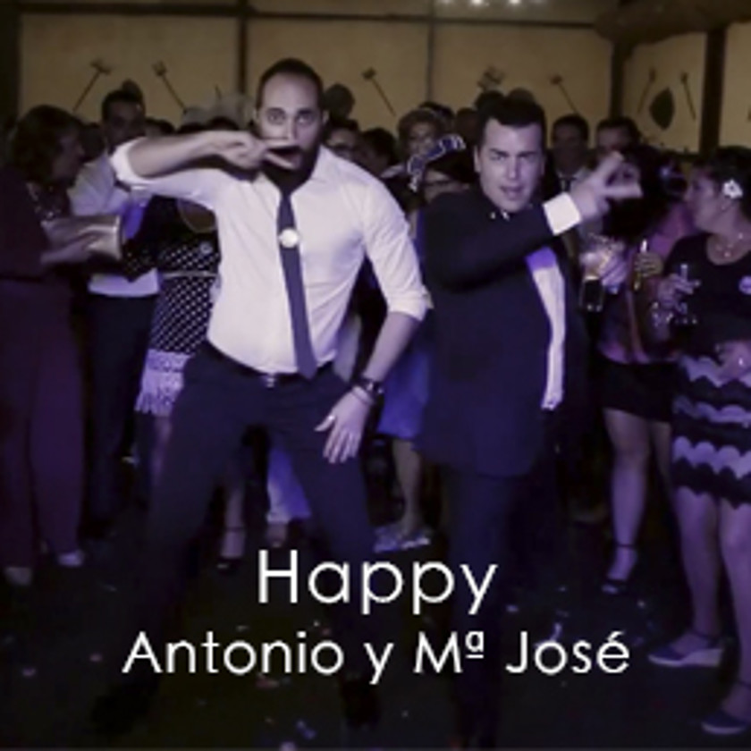 Happy Antonio & Mª José
